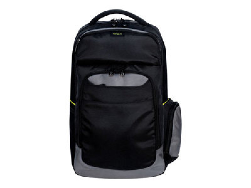 "TCG670EU  Targus CityGear 17.3"" Laptop Backpack  Notebook carrying backpack  17.3""  black"