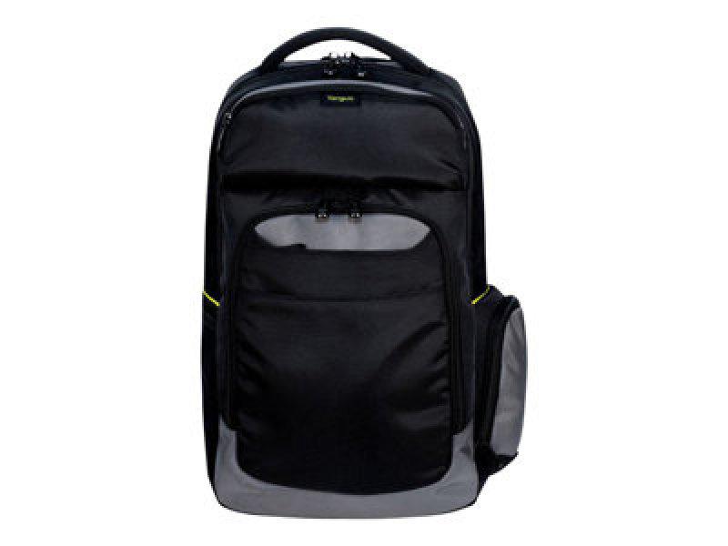 "Image of TCG670EU Targus CityGear 17.3"" Laptop Backpack - Notebook carrying backpack - 17.3"" - black"