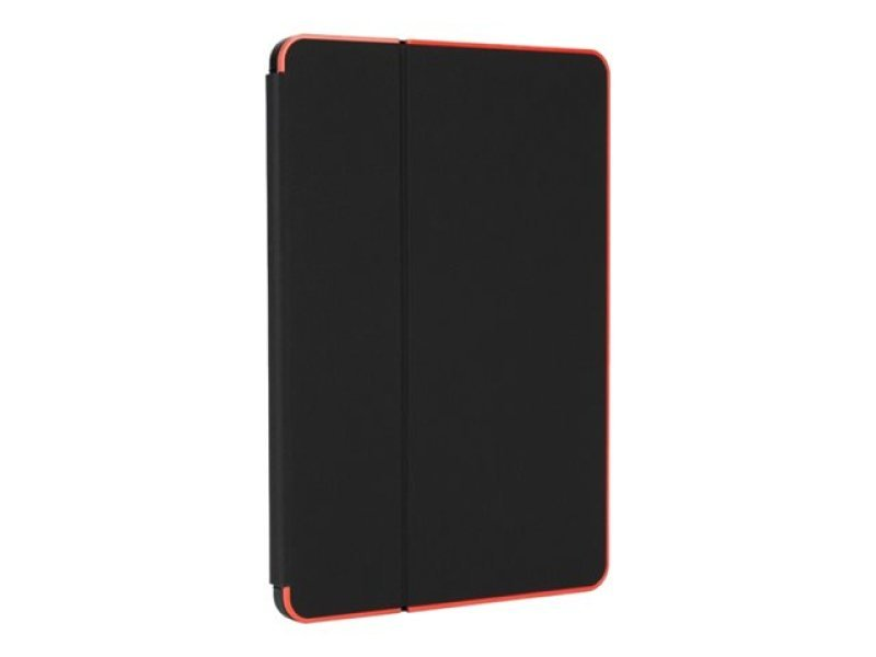 Image of THZ598EU Targus Hard Cover - Flip cover for tablet - polyurethane - black - for Apple iPad Air; iPad Air 2