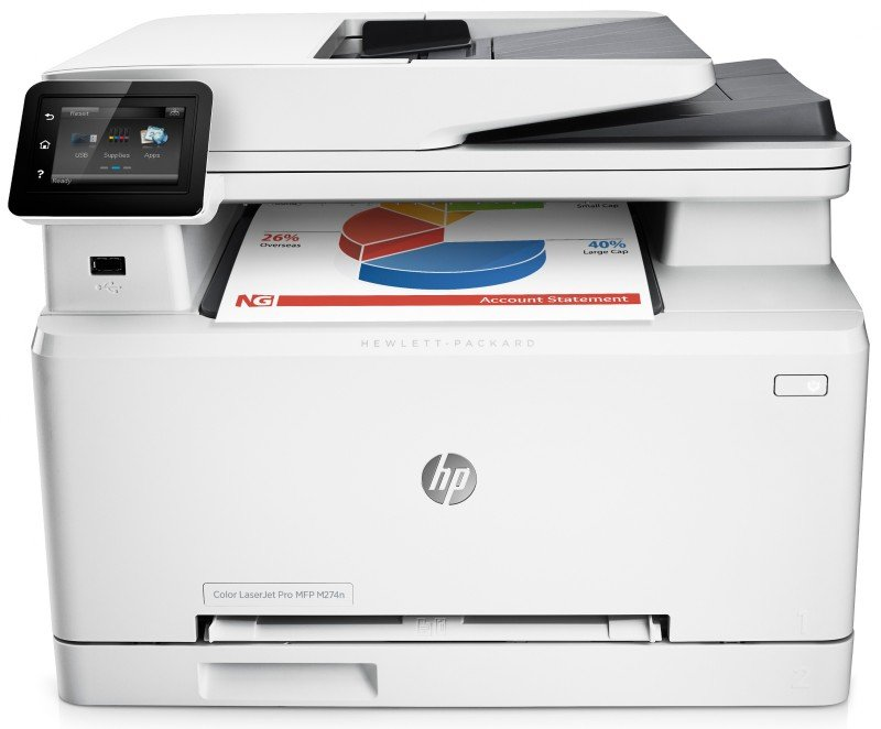 HP M274n Multifunction Colour Laser Printer
