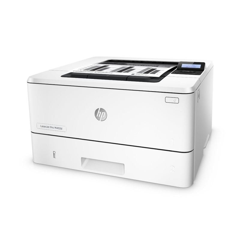 HP M402dn Laserjet Pro Mono Laser Printer with Double Sided Printing
