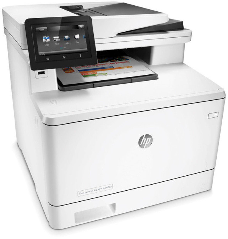 HP M477fnw LaserJet Pro Multi-Function Colour Laser...