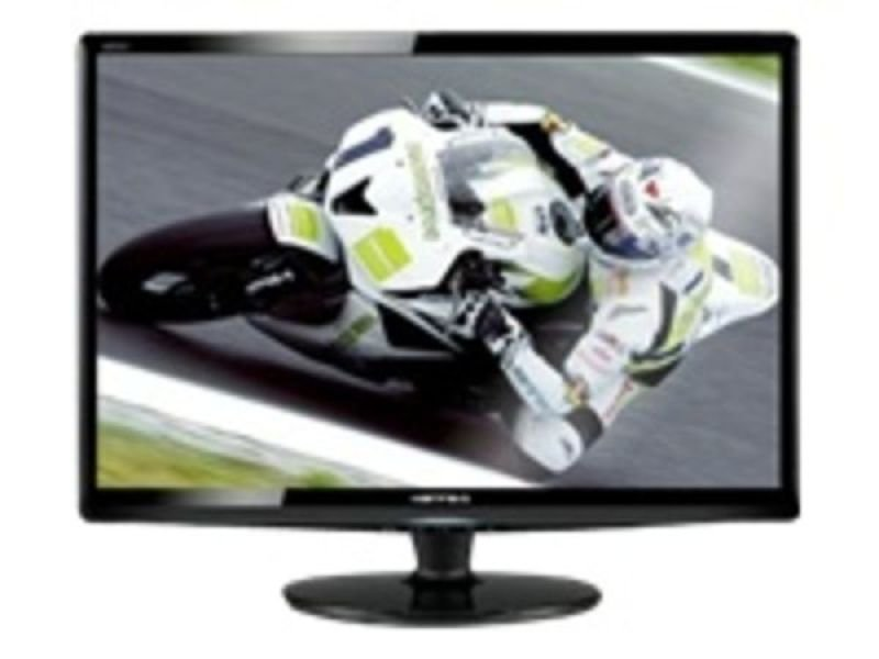 """HANNS.G HZ221DPB LCD TFT 22"""" DVI-D Monitor with Speakers"""
