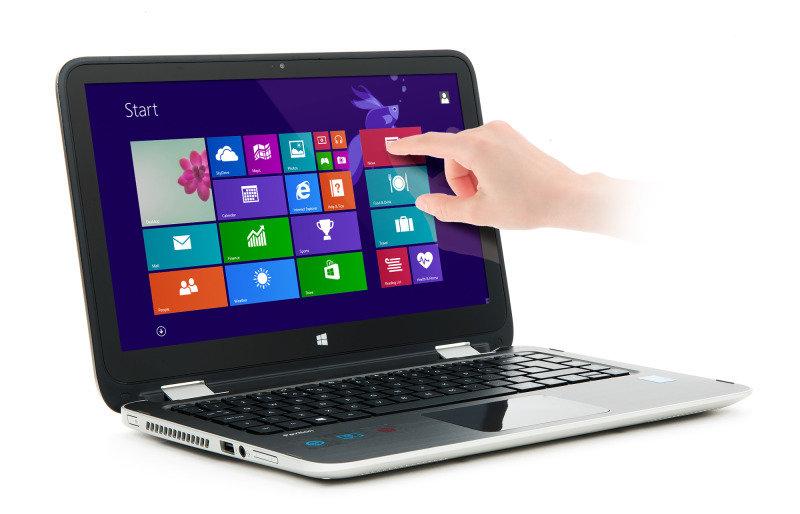 HP Pavilion x360 13 Laptop - Silver