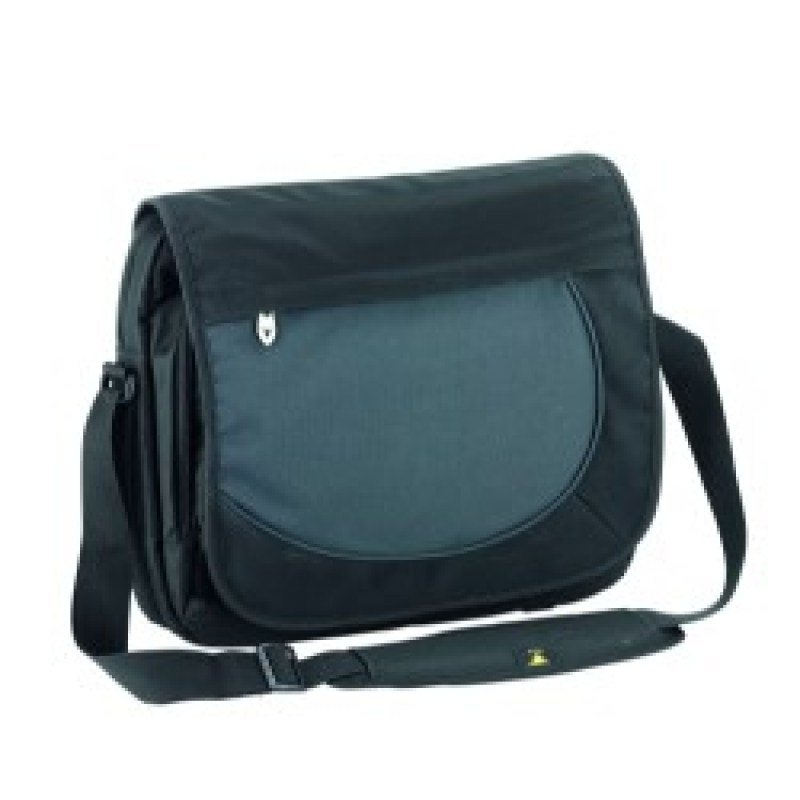 "Image of 15.6 Inch Laptop Bag - Black And Grey - Frin DuraTuff 600 - For 15.6"" Laptops"