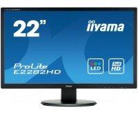 "Iiyama E2282HD-B1 21.5"" LED VGA DVI Monitor"
