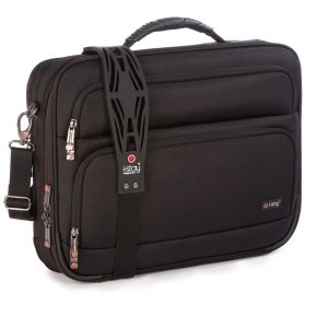 """Falcon i-Stay Fortis 15.6"""" Laptop Clamshell Bag"""