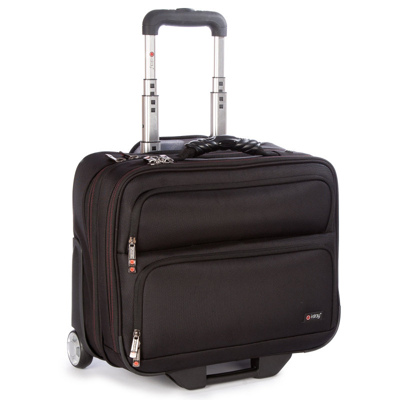 Image of I-stay Fortis 15.6 Inch & Up To 12 Inch Laptop / Tablet Trolley Case