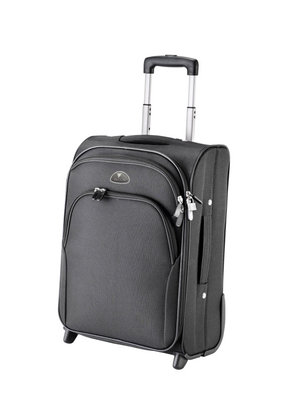 Image of 15.6 Inch Wheeled Laptop Cabin Case - Polyester