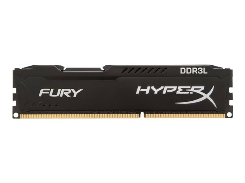 HyperX FURY Low Voltage 16GB 2x8GB DDR3L 1600MHz DIMM Desktop Memory