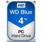 """WD Blue 4TB 3.5"""" SATA Desktop Hard Drive"""