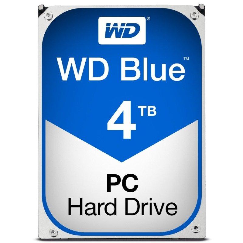"Image of WD Blue 4TB 3.5"" SATA Desktop Hard Drive"