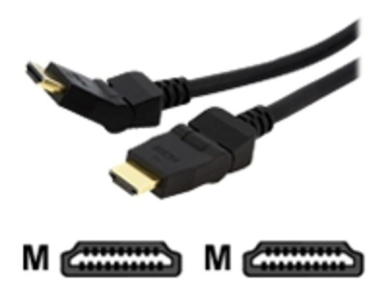 StarTech 180° Rotating HDMI Digital Video Cable 1.8m