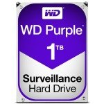 "WD Purple 1TB 3.5"" SATA Surveillance Hard Drive"