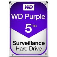 "WD Purple 5TB 3.5"" SATA Surveillance Hard Drive"