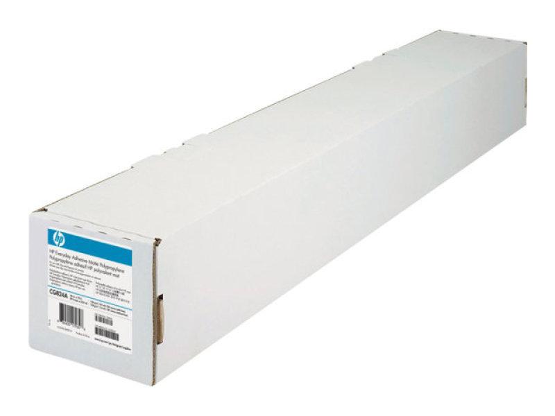 HP Paper/2Pk Adhsv Polypropylene 24x75'
