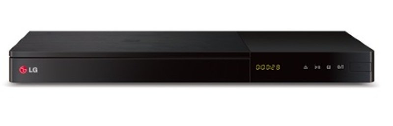 LG Smart Blu Ray Player with Built in Wifi