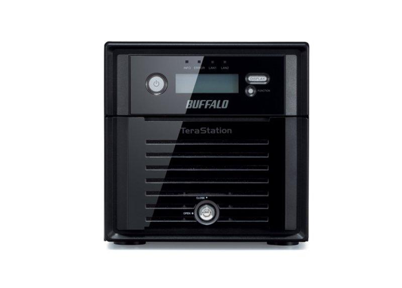 BuffaloTerastation 3200D 2TB (2 x 1TB) 2 Bay NAS