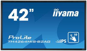 "Iiyama TH4264MIS-B2AG 42"" Multitouch Display"