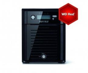 Buffalo TeraStation 5200 8TB (4 x 2TB WD Red) 4 Bay NAS