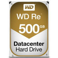 "WD Re 500GB 3.5"" SATA Datacentre Hard Drive"