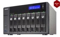 QNAP TVS-871-i7-16G 48TB (8 x 6TB WD Red Pro) 16GB RAM 8 Bay Desktop NAS