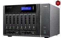 QNAP TVS-EC1080+-E3-32G 60TB (10 x 6TB WD Red Pro) 32GB RAM 10 Bay Desktop NAS
