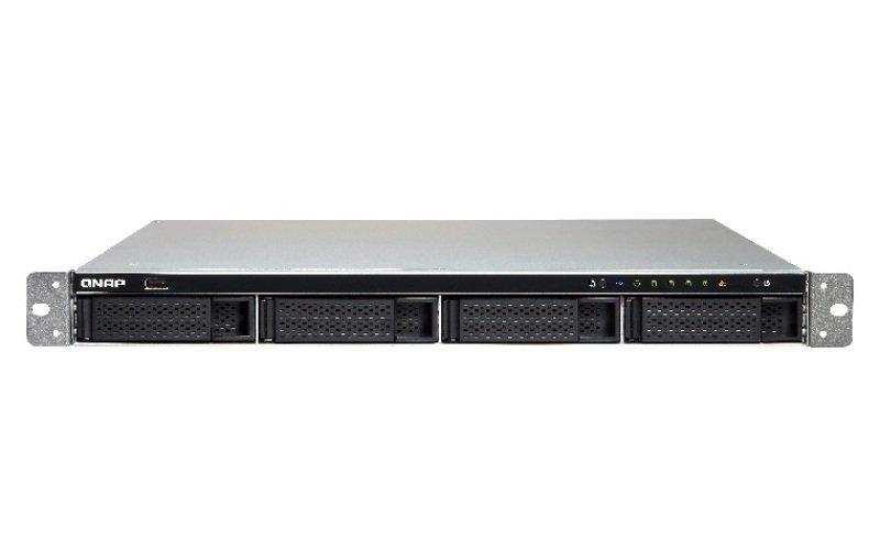 QNAP TS-463U-RP-4G 4 Bay 1U Rackmount NAS