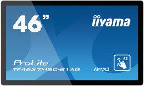 "Iiyama TF4637MSC-B1AG 46"" Touch Display"