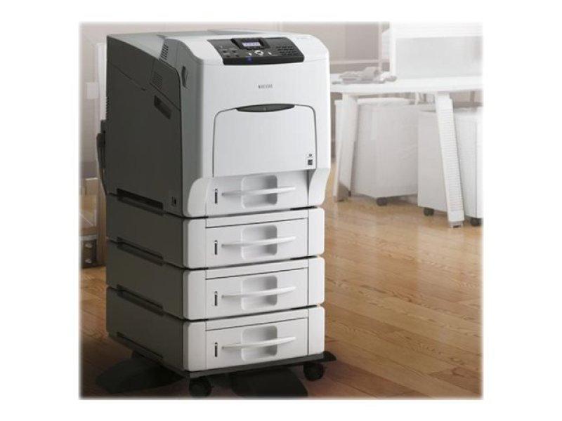 Image of A4 Colour Laser Printer 40ppm Mono 40ppm Colour 1200 X 1200 Dpi 1 Year O