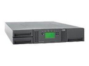 Lenovo TS3100 6173 Model L2U tape library