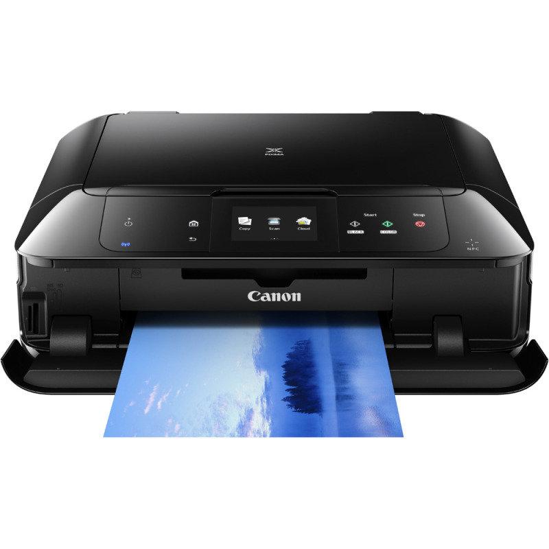 Canon PIXMA MG7750 MultiFunction Black Inkjet Printer