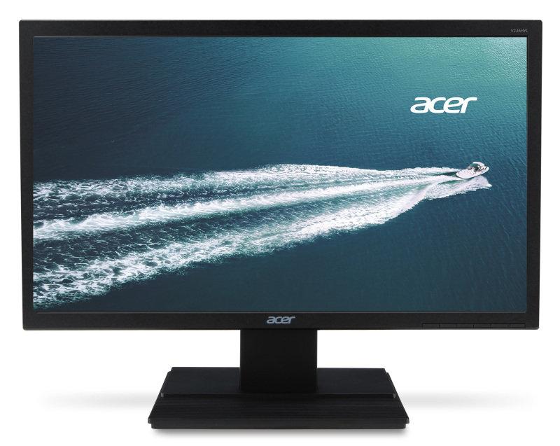 "Acer V246HL 24"" DVI HDMI LED Monitor"