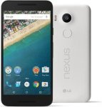 LG Nexus 5X 32GB Phone - Quartz White