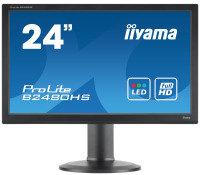 """Iiyama B2480HS-B2 24"""" DVI HDMI HD Monitor"""