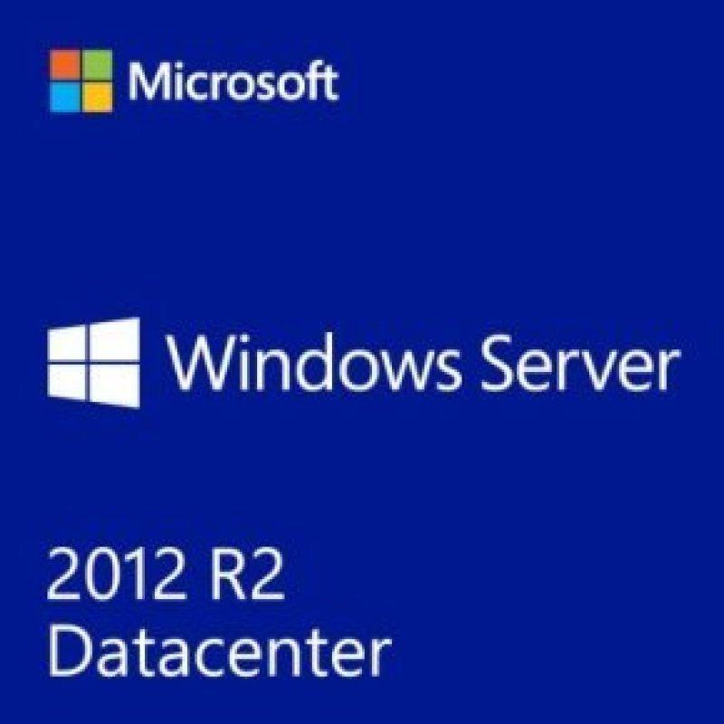 Windows Server 2012 R2 Datacenter Edition 4 processors