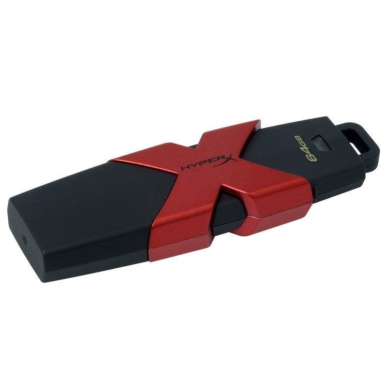 HyperX Savage 64GB USB Flash Drive
