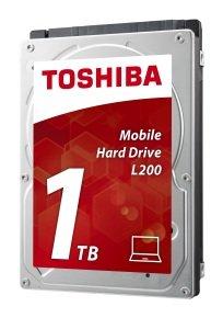 Toshiba L200 1TB 2.5 inch SATA Hard Drive