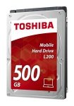 "Toshiba L200 500GB 2.5"" 9.5mm SATA Mobile Hard Drive"