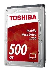 "Toshiba L200 500GB 2.5"" 9.5mm SATA Mobile Hard Drive"