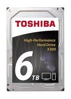 "Toshiba X300 6TB 3.5"" SATA Extreme Performance Hard Drive"