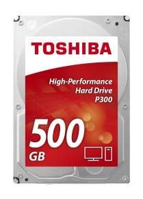 Toshiba P300 500GB 3.5'' SATA High-Performance Hard Drive (OEM)
