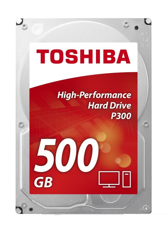 Case of 20 TOSHIBA High Performance 500GB BRAND NEW OEM  HDWD105UZSVA
