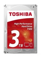 Toshiba P300 3TB 3.5'' SATA High-Performance Hard Drive (OEM)