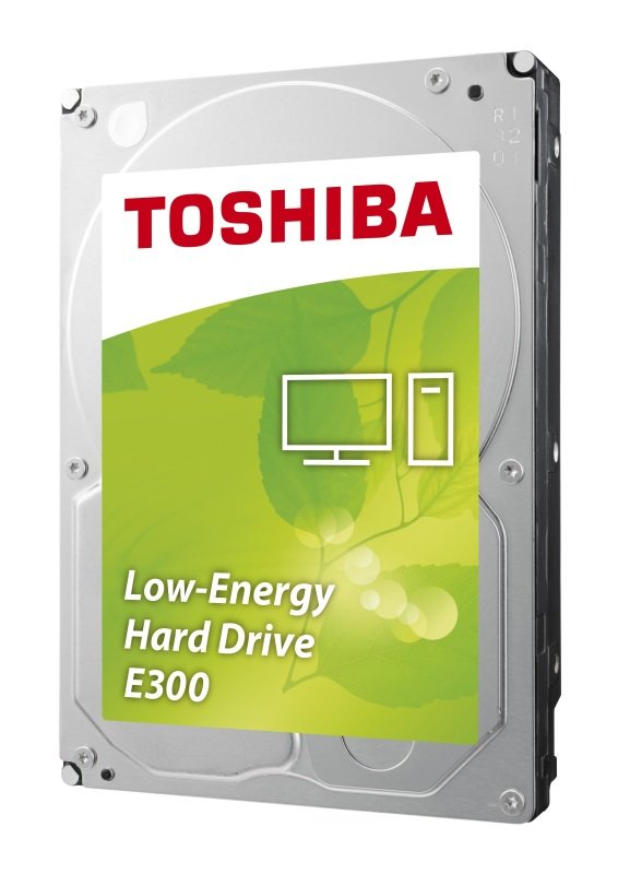 "Toshiba E300 3TB 3.5"" SATA Low Energy Desktop Hard Drive"