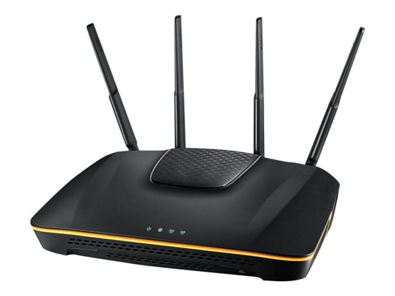 Zyxel Armor Z1 Dual Band Ac2350 Wireless Router In