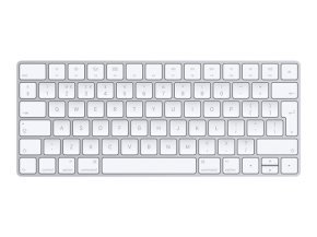 Apple Magic Keyboard (Silver) - British English