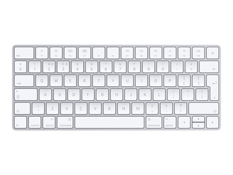 Image of Apple Magic Keyboard (Silver) - British English