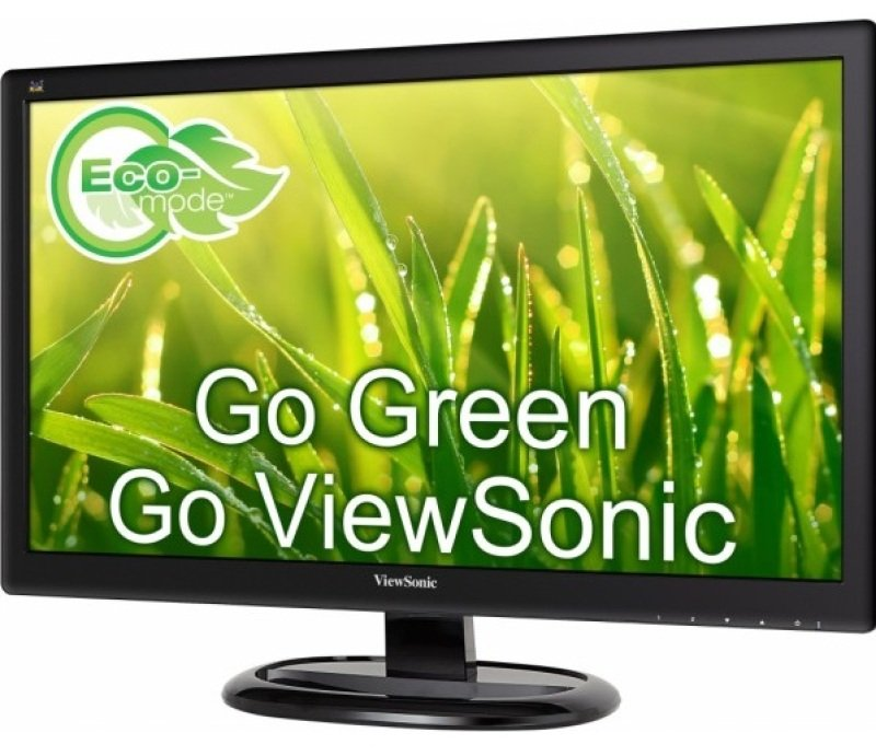 "ViewSonic VA2465SH 24"" LED Full HD Monitor"