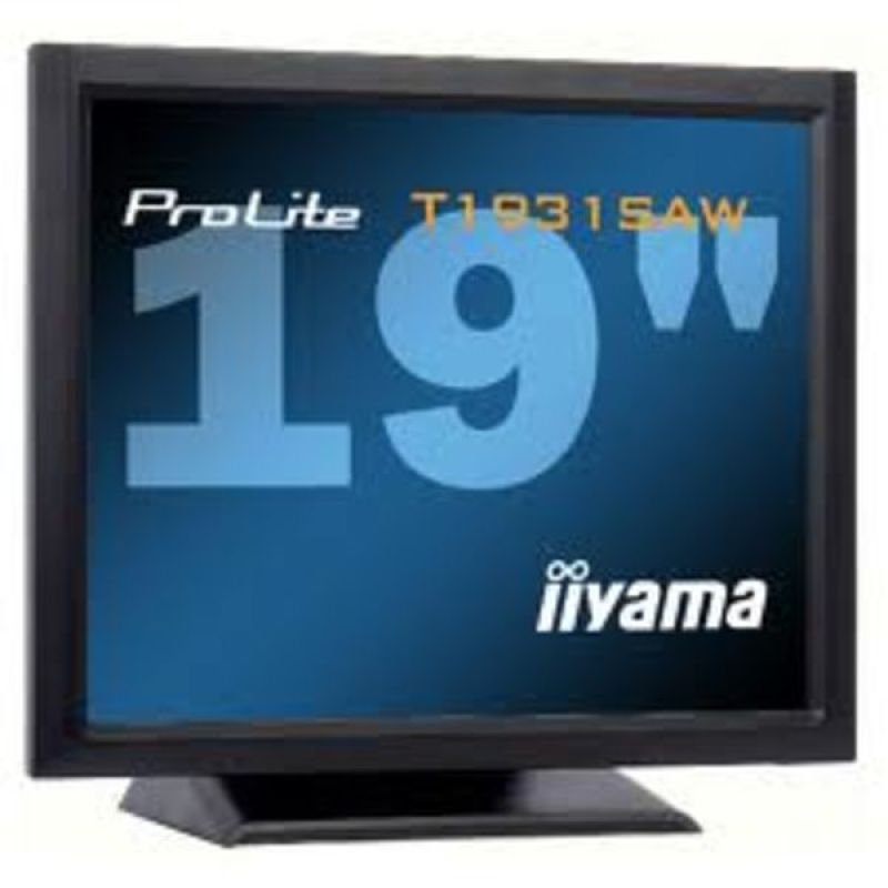 Iiyama ProLite Touch T1931SAW1 LCD TFT 19&quot  DVI Monitor